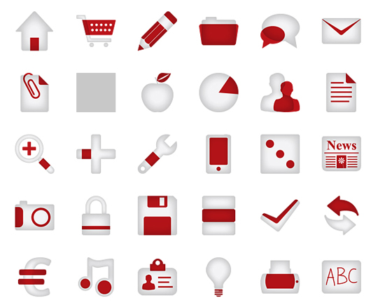 50 (Really FRESH) High Quality And Free Icon Sets 11