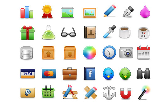 50 (Really FRESH) High Quality And Free Icon Sets 13