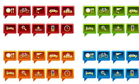 50 (Really FRESH) High Quality And Free Icon Sets 42
