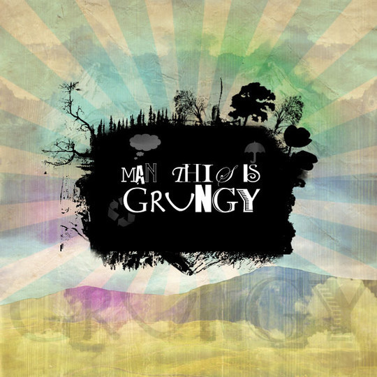 All About Grunge: 60 Useful Examples, Tutorials and Free Resources 24