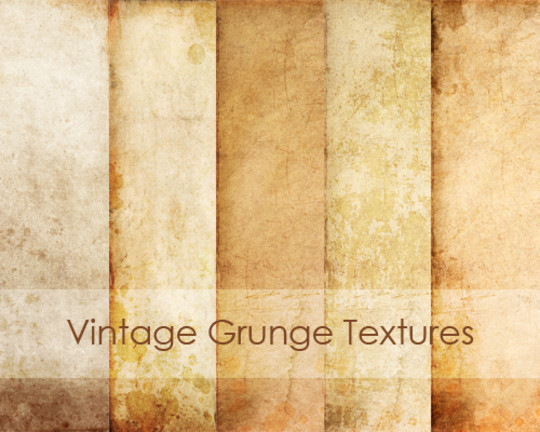 All About Grunge: 60 Useful Examples, Tutorials and Free Resources 33