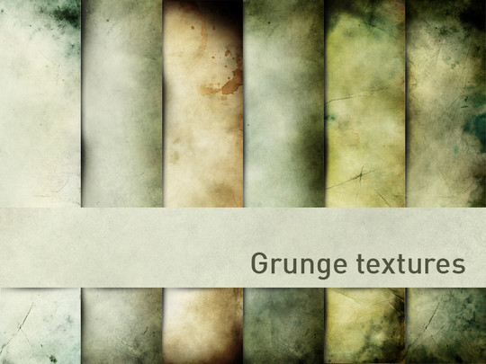 All About Grunge: 60 Useful Examples, Tutorials and Free Resources 35