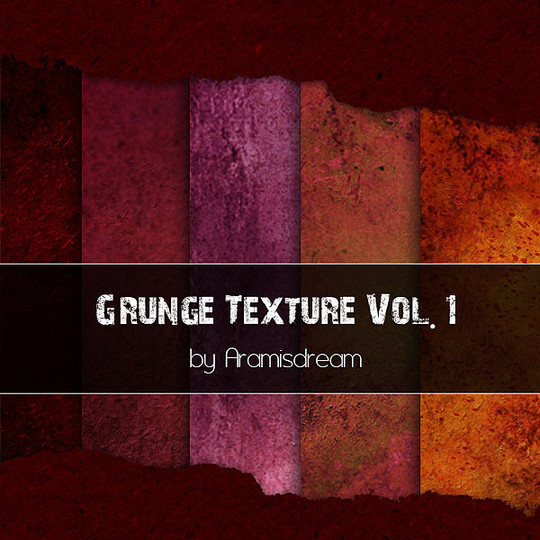 All About Grunge: 60 Useful Examples, Tutorials and Free Resources 39