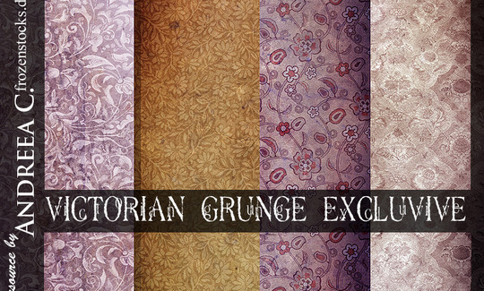 All About Grunge: 60 Useful Examples, Tutorials and Free Resources 34