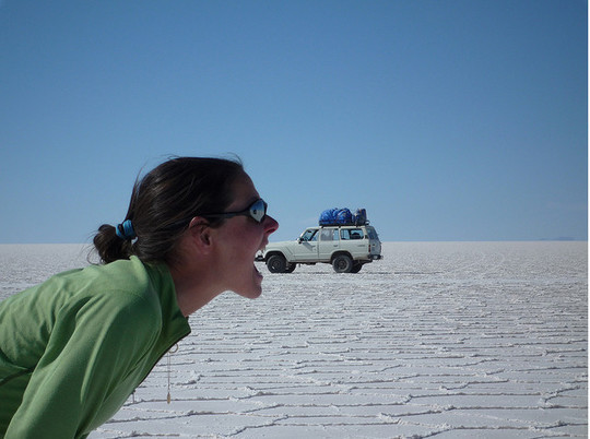 Incredible Illusions of Forced Perspective Photography 2