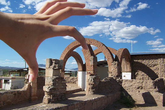 Incredible Illusions of Forced Perspective Photography 16