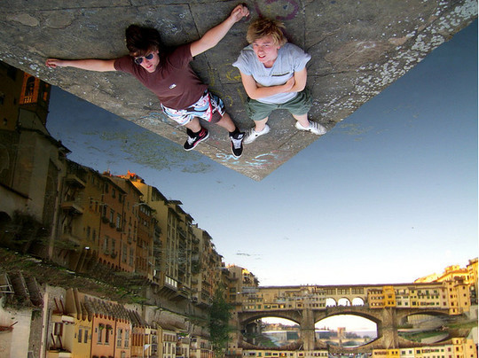 Incredible Illusions of Forced Perspective Photography 11