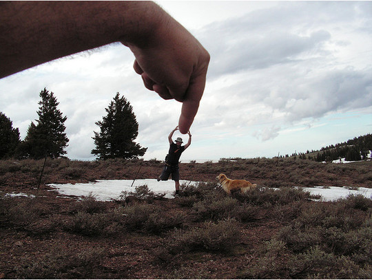 Incredible Illusions of Forced Perspective Photography 12