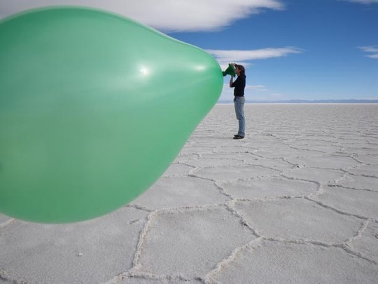 Incredible Illusions of Forced Perspective Photography 21