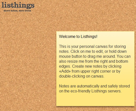 10 Online Note Taking Web Services Every Internet User Should Know About 4