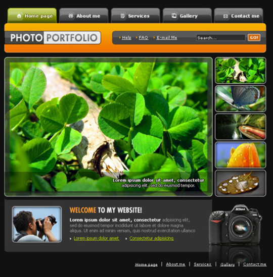 50 Truly Eye-Catching And Detailed Web Layout Tutorials 16