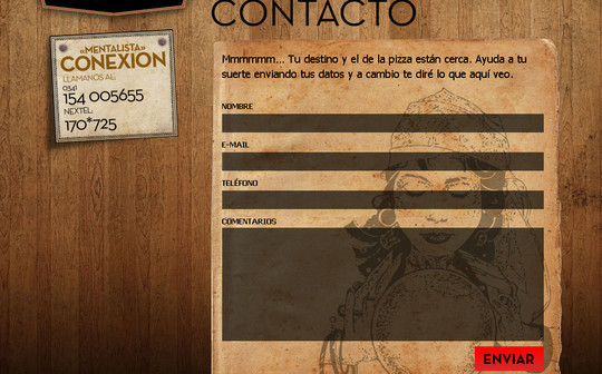 Showcase Of Effective And Creatively Designed Contact Forms 28