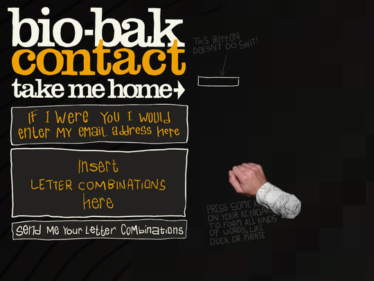 Showcase Of Effective And Creatively Designed Contact Forms 38