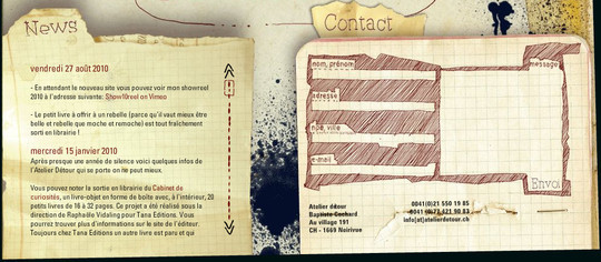 Showcase Of Effective And Creatively Designed Contact Forms 42