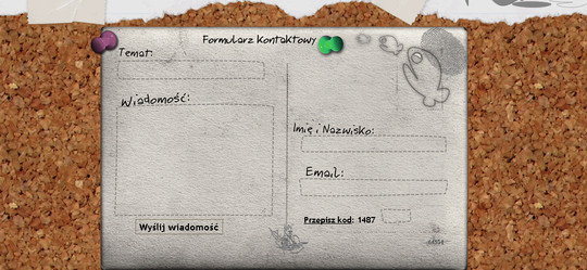 Showcase Of Effective And Creatively Designed Contact Forms 27