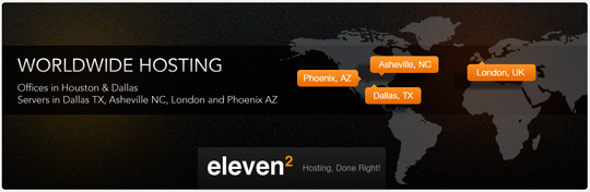 Cloud Server And Reseller Hosting Accounts Giveaway From Eleven2 5