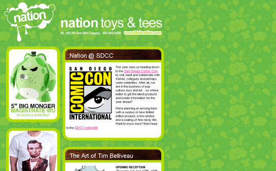 Showcase Of Creative And Effective Email Newsletter Designs 4