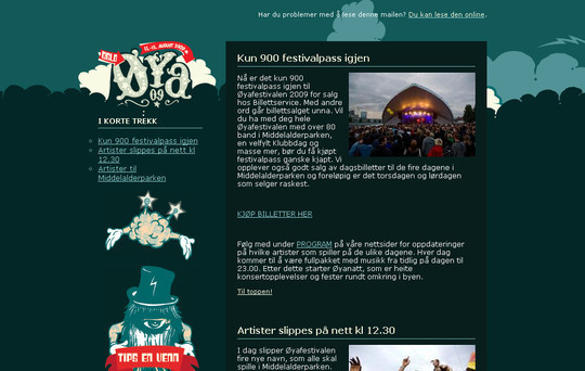Showcase Of Creative And Effective Email Newsletter Designs 7