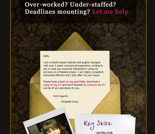 Showcase Of Creative And Effective Email Newsletter Designs 5