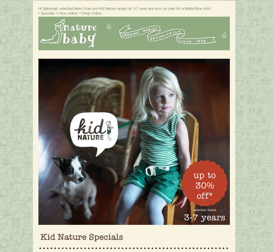 Showcase Of Creative And Effective Email Newsletter Designs 41