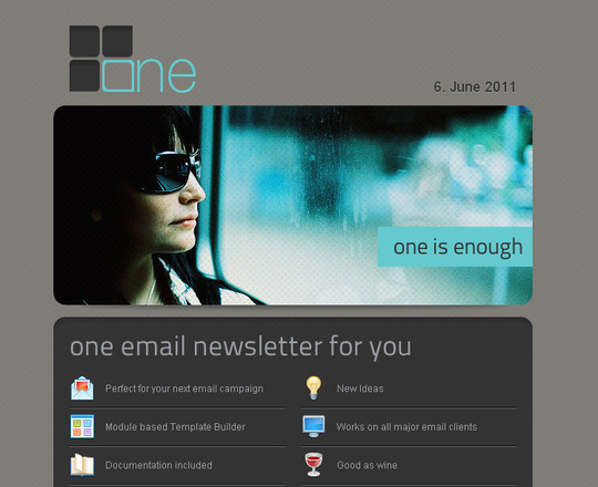 Showcase Of Creative And Effective Email Newsletter Designs 46