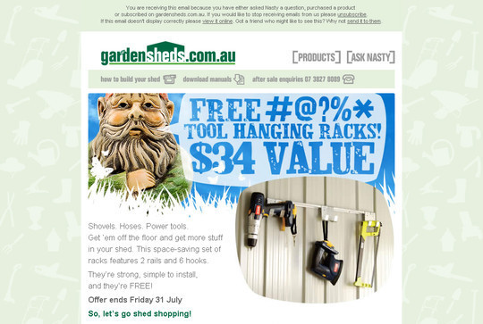Showcase Of Creative And Effective Email Newsletter Designs 12
