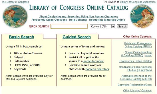 loc-catalog
