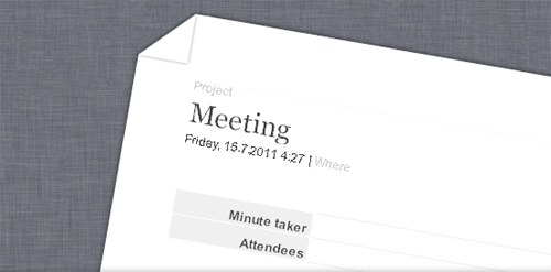 Five Simply Effortless Tools For Meetings And Schedulings 3