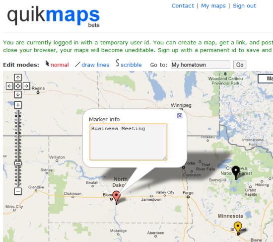 quickmaps