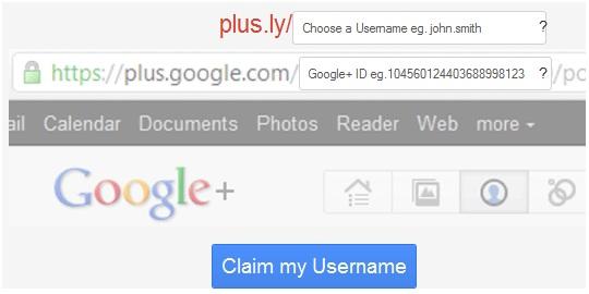 Top 5 Tools To Shorten Your Google Plus Profile URLs 4