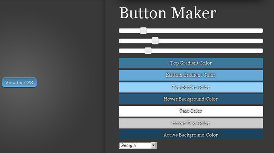 45+ Handy CSS3 Tools, Tutorials and Resources 9