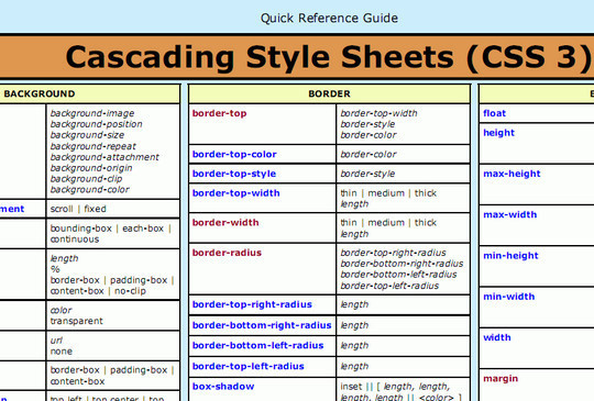 45+ Handy CSS3 Tools, Tutorials and Resources 12