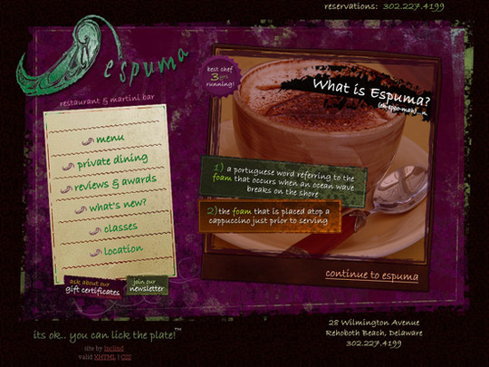 50 Hand Drawn Website Designs For Your Inspiration 17