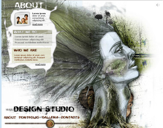 50 Hand Drawn Website Designs For Your Inspiration 5
