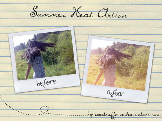 50 Extremely Useful And Time Saving Free Photoshop Action Sets 25