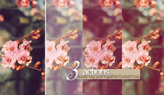 50 Extremely Useful And Time Saving Free Photoshop Action Sets 27