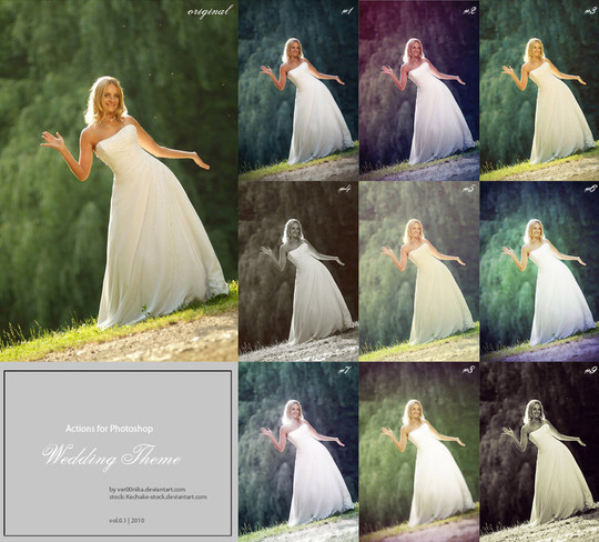 50 Extremely Useful And Time Saving Free Photoshop Action Sets 31