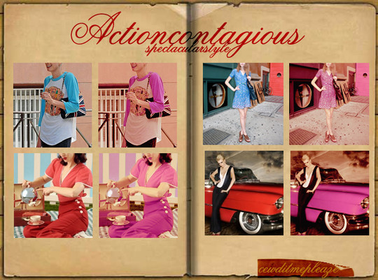 50 Extremely Useful And Time Saving Free Photoshop Action Sets 12