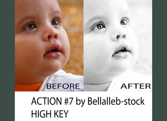 50 Extremely Useful And Time Saving Free Photoshop Action Sets 44