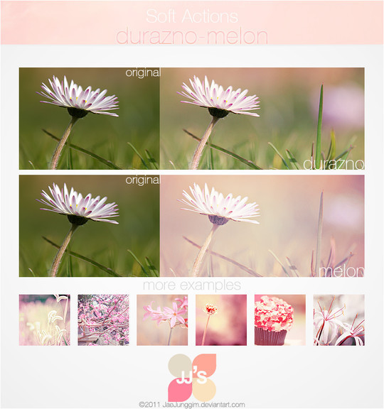 50 Extremely Useful And Time Saving Free Photoshop Action Sets 13