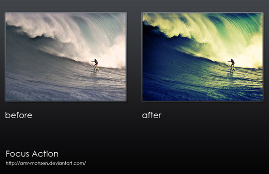 50 Extremely Useful And Time Saving Free Photoshop Action Sets 45