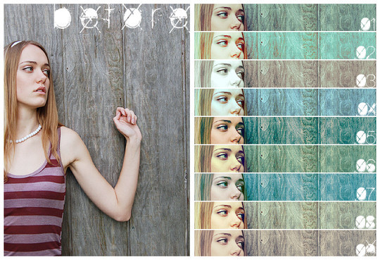 50 Extremely Useful And Time Saving Free Photoshop Action Sets 9