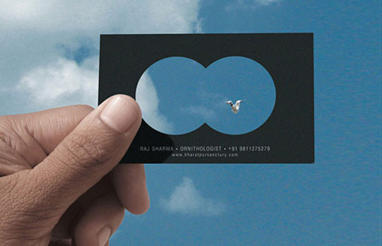 Creatively Designed Collection Of Unique Business Cards 14