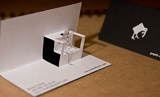 Creatively Designed Collection Of Unique Business Cards 15