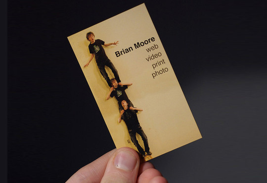 Creatively Designed Collection Of Unique Business Cards 40