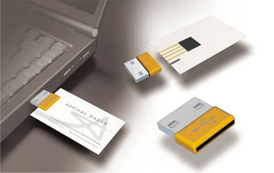 Creatively Designed Collection Of Unique Business Cards 41