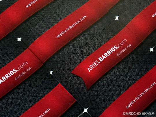 Creatively Designed Collection Of Unique Business Cards 43