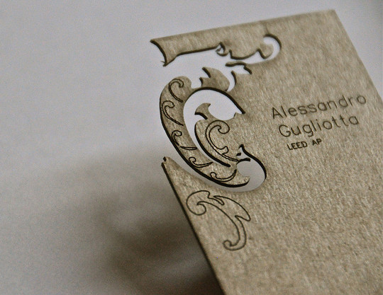 Creatively Designed Collection Of Unique Business Cards 45
