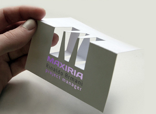 Creatively Designed Collection Of Unique Business Cards 47