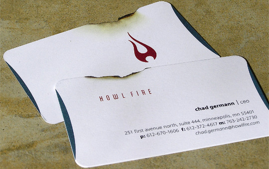 Creatively Designed Collection Of Unique Business Cards 17